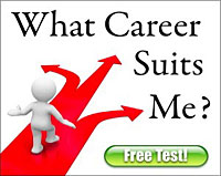What career suits me? - Free Test